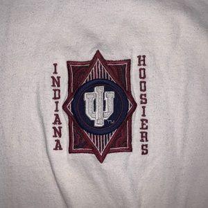 Vintage Shirts - Vintage Indiana Hoosiers Tee Size Large 90s